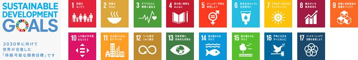 SDGsに対する取り組み