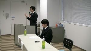立川ハローワーク主催就職支援セミナー(2014年2月4日)