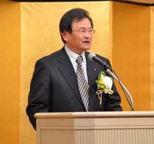 厚生労働大臣表彰受賞記念祝賀会(2014年3月6日)