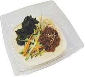肉そぼろのとろーり豆腐